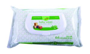 Home 360 Baby Green Tea And Cucumber Travel Baby Wipes
