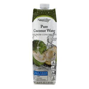 Nature's Place Pure Coconut Water