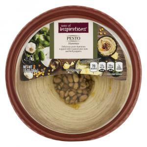 Taste of Inspirations Pesto Hummus