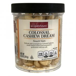 Taste of Inspirations Colossal Cashew Dream Snack Mix