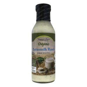 Nature's Place Organic Buttermilk Ranch Dressing