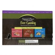 Nature's Place Free Country Cat Food Multi-Pack