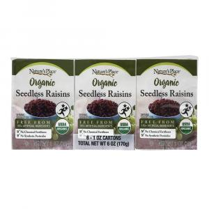 Nature's Place Organic Raisins