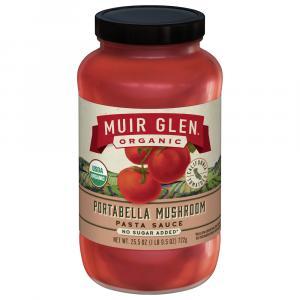 Muir Glen Organic Portabella Mushroom Pasta Sauce