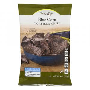 Nature's Place Blue Corn Tortilla Chips