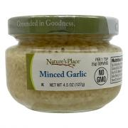 Nature's Place Minced Garlic