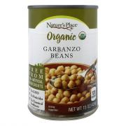 Nature's Place Organic Garbanzo Beans