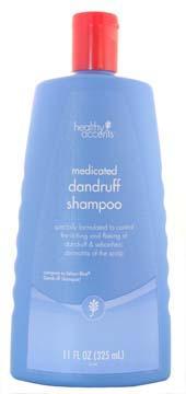 Healthy Accents Medicated Dandruff Shampoo