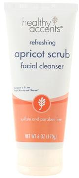 Healthy Accents Apricot Face Scrub
