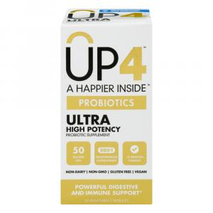 UP4 Ultra High Potency Probiotics Capsules