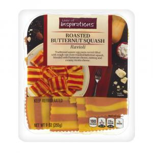 Taste of Inspirations Roasted Butternut Squash Ravioli
