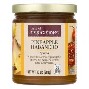 Taste Of Inspirations Pineapple Habanero Spread