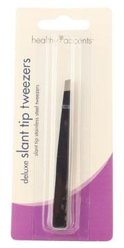 Healthy Accents Slant Tip Tweezer