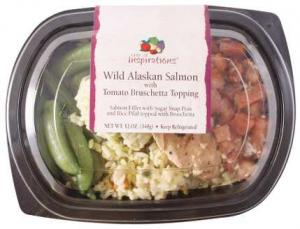 Taste Of Inspirations Wild Alaskan Salmon