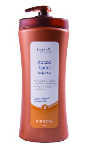 Healthy Accents Cocoa Butter Body Lotion