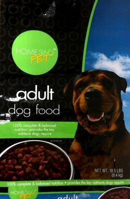 Home 360 Pet Adult Dog Food