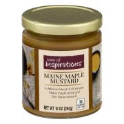 Taste of Inspirations Maine Maple Mustard