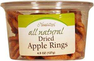 Nature's Place Apple Rings