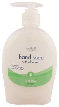Healthy Accents Liquid Soap Aloe Vera