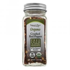 Nature's Place Organic Crushed Red Pepper