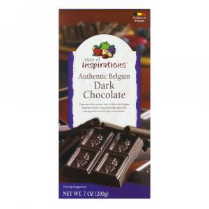 Taste Of Inspirations Dark Chocolate Bar
