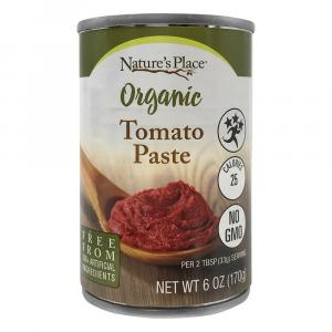 Nature's Place Organic Tomato Paste