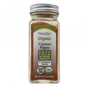 Nature's Place Organic Cayenne Pepper