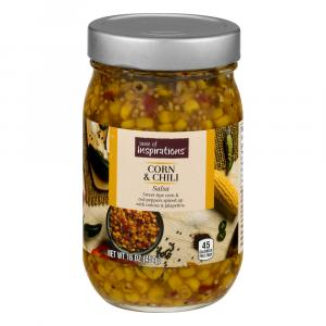 Taste Of Inspirations Corn & Chili Salsa