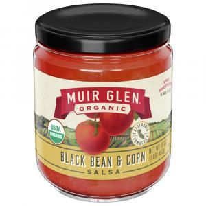Muir Glen Organic Black Bean Corn Salsa