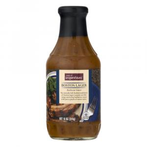 Taste of Inspirations Boston Lager Barbeque Sauce