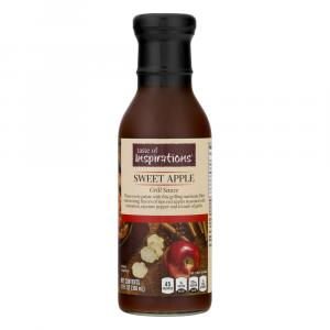 Taste of Inspirations Sweet Apple Grilling Sauce