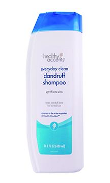 Healthy Accents Dandruff Shampoo For Normal Hair