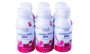 Healthy Accents Nutritional Drink Plus Strawberry