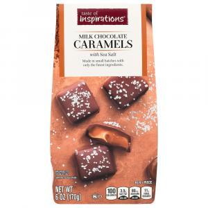 Taste of Inspirations Milk Chocolate Caramels
