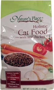 Nature's Place Dry Cat Food