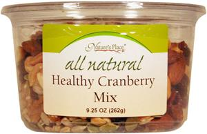 Nature's Place All Natural Healthly Cranberry Mix