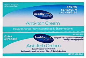 Healthy Accents Anti-itch Cream