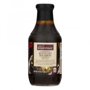 Taste of Inspirations Kentucky Bourbon Barbeque Sauce