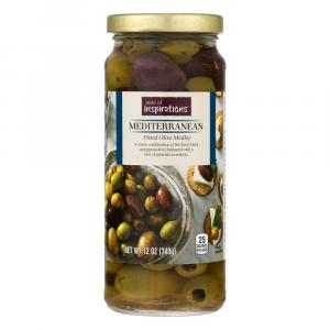 Taste of Inspirations Mediterranean Olive Medley Pitted