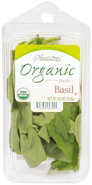 Nature's Place Organic Basil