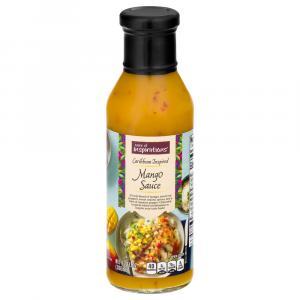 Taste of Inspirations Caribbean Mango Grill Sauce