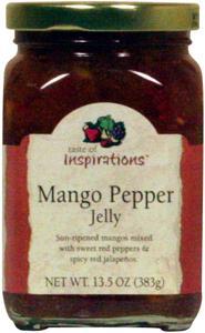 Taste Of Inspirations Mango Pepper Jelly