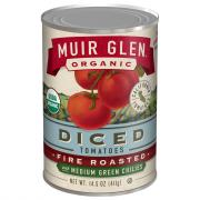 Muir Glen Organic Fire Roasted Green Chilis