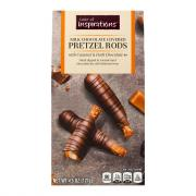 Taste of Inspirations Milk Chocolate Covered Pretzels