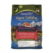 Nature's Place Open Country Salmon Dog Food