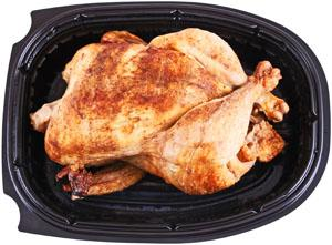 Nature's Place Rotisserie Chicken Hot