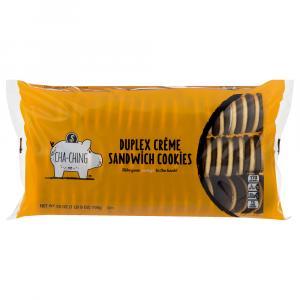 Cha-Ching Duplex Creme Sandwich Cookies
