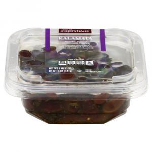 Taste of Inspirations Jumbo Pitted Seasoned Kalamata Olives
