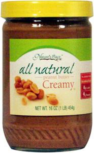 Nature's Place Natural Smooth Peanut Butter