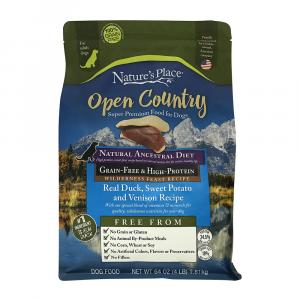 Nature's Place Grain Free Open Country Duck Sweet Potato